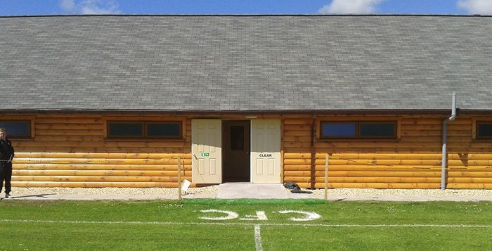 Creetown Football Club new pavillion